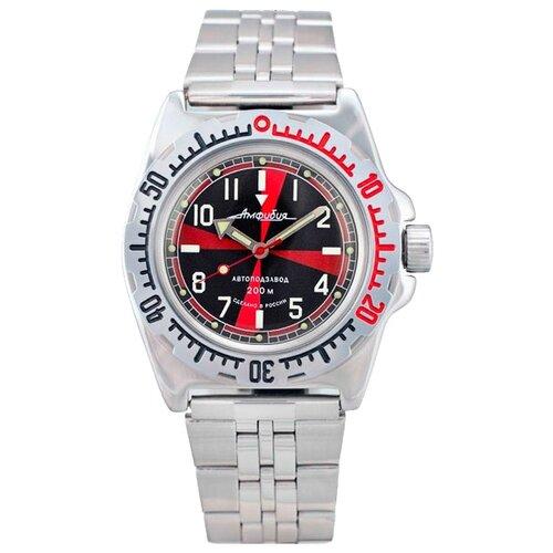 Наручные часы Восток Амфибия 110650 наручные часы восток амфибия 090913