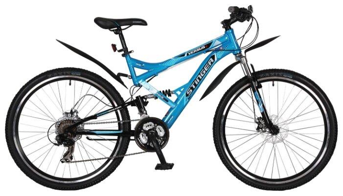 Велосипед для взрослых Stinger Versus D 26 (2015)