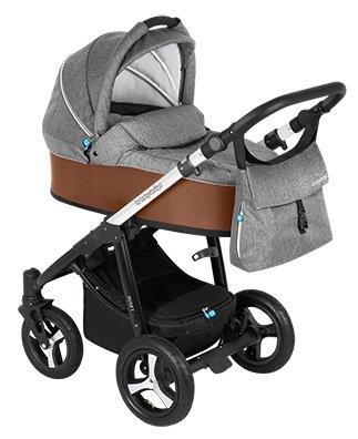 Универсальная коляска Baby Design Husky 2015 (2 в 1)