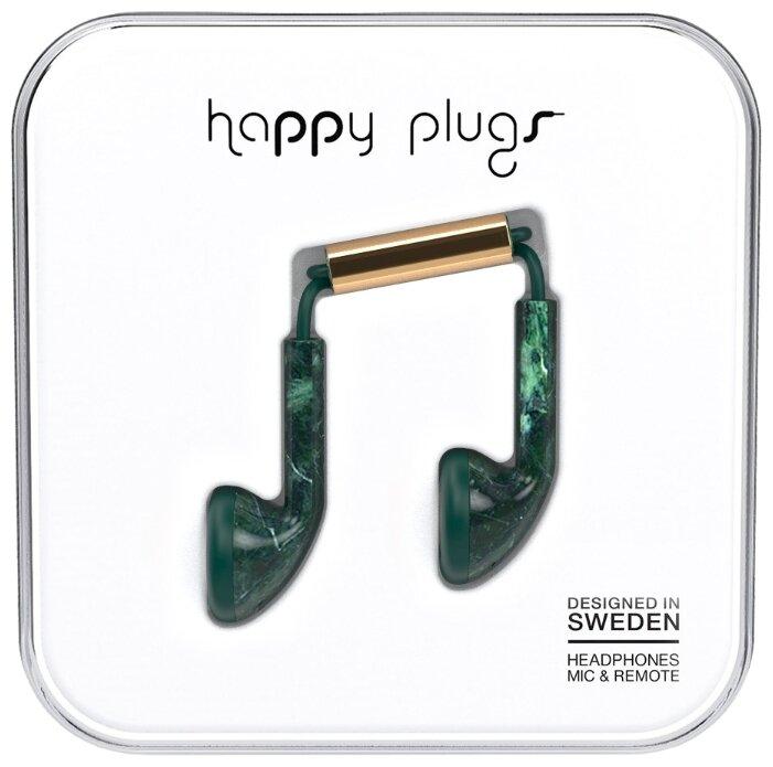 Наушники Happy Plugs Earbud