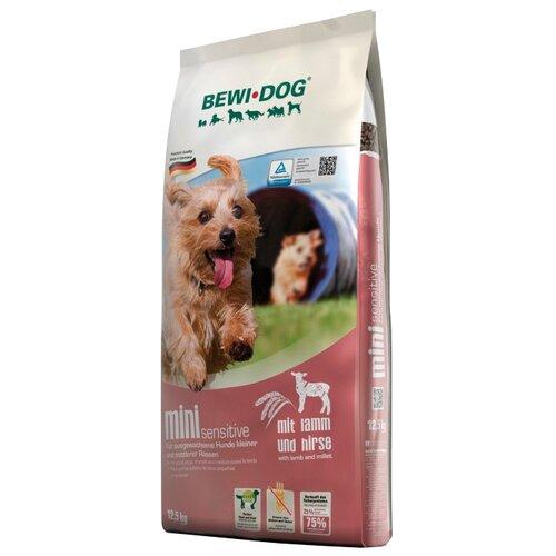 Корм для собак Bewi Dog Mini Sensitive with Lamb & Millet для собак малых и средних пород (12.5 кг)