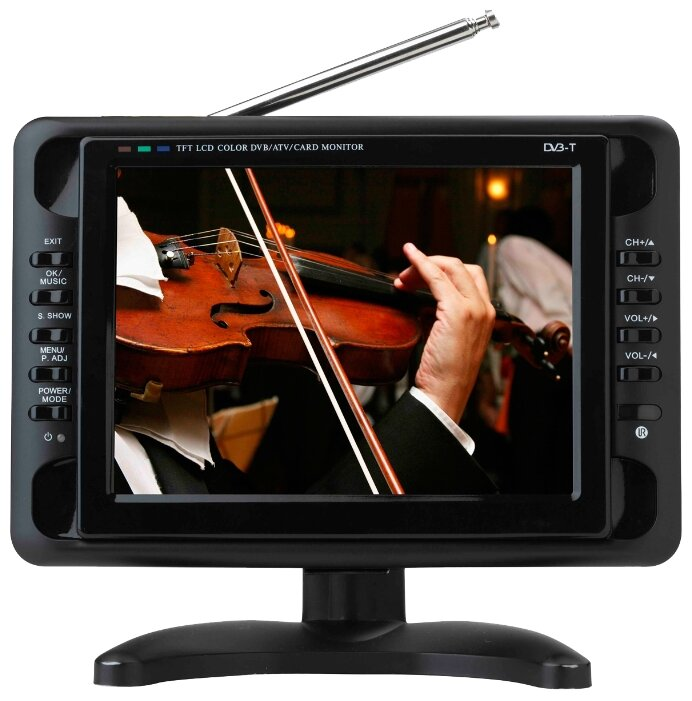 Автомобильный телевизор Eplutus EP-8055