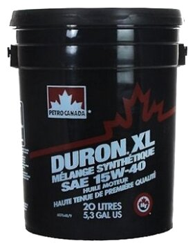 Petro-Canada Duron XL Synthetic Blend 15W-40 20 л