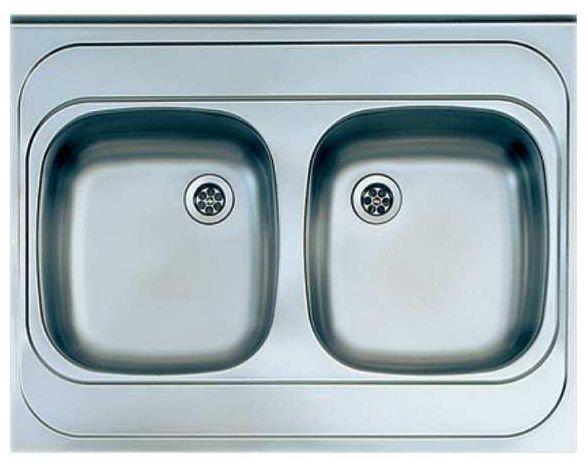Накладная кухонная мойка ALVEUS Classic 40