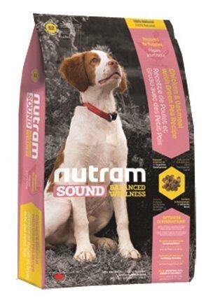Корм для собак Nutram S2 Для щенков