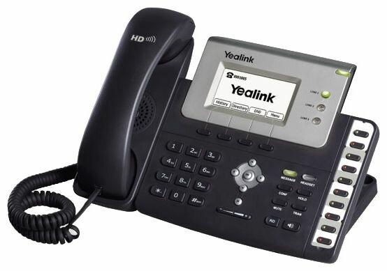 Yealink VoIP-телефон Yealink SIP-T26P