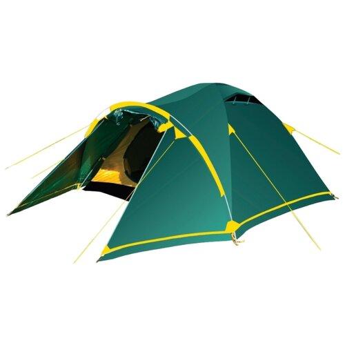 Палатка Tramp STALKER 4 V2 палатка greenell виржиния 4 v2 green 25533 303 00