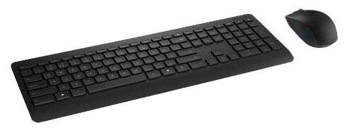 Клавиатура и мышь Microsoft Wireless Desktop 900 Black USB