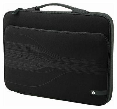 HP Black Stream Notebook Sleeve