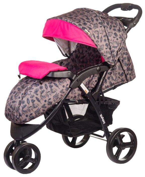 Прогулочная коляска BabyHit Voyage