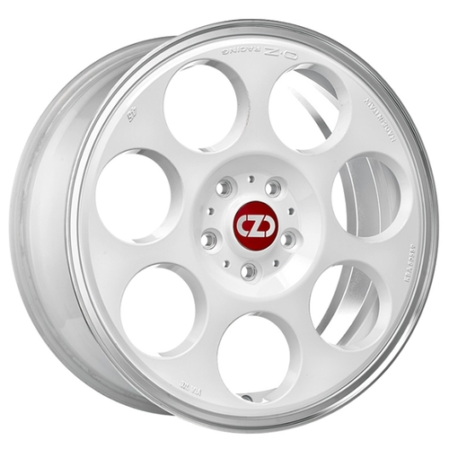Колесный диск OZ Racing Anniversary 45 7.5x18/5x110 D75 ET35 Race White Diamond Lip Колесные диски