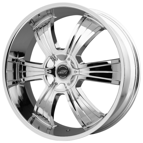 Колесный диск American Racing AR-894 9x24/6x127 ET38 Chrome