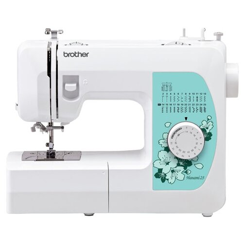 Фото - Швейная машина Brother Hanami 25 швейная машина brother hanami 17 бело розовый