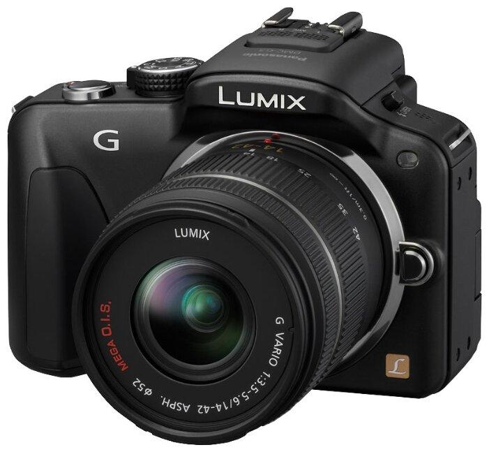 Фотоаппарат со сменной оптикой Panasonic Lumix DMC-G3 Kit