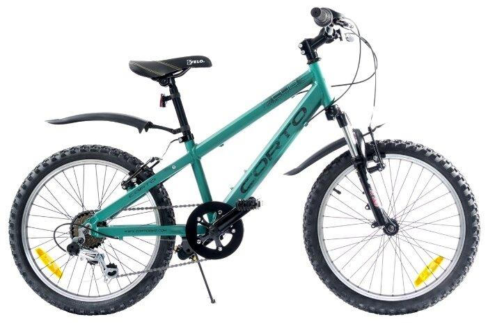 Подростковый велосипед Corto Cub