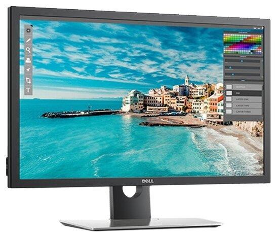 Сравнение с монитор Dell UltraSharp UP3017