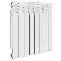 Радиатор секционный алюминий Oasis Al 500/70