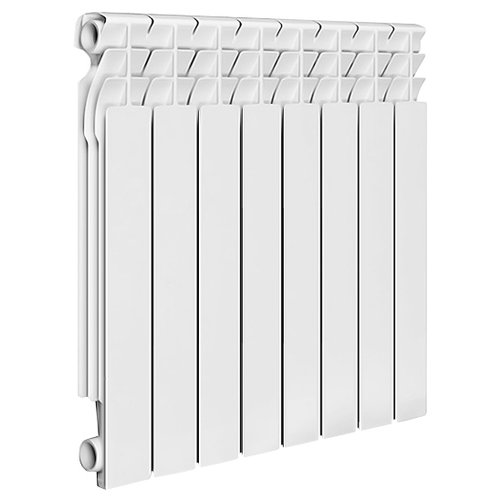 Радиатор секционный алюминий Oasis Al 500/70 x4 4 секций, подключение боковое правое RAL 9016 oasis flash 2200 mah page 4