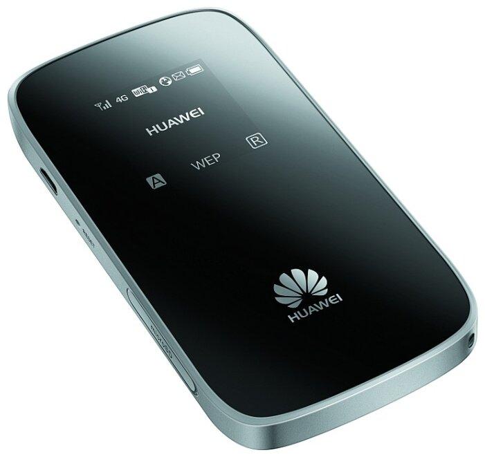 Wi-Fi роутер HUAWEI E589
