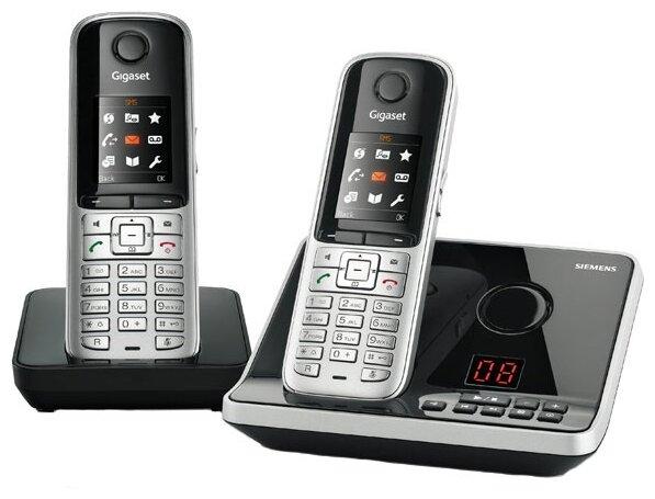 Gigaset Радиотелефон Gigaset S795 Duo