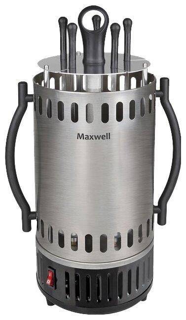Maxwell MW-1990 ST электрошашлычница