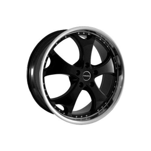 Фото - Колесный диск TGRACING LZ219 9x22/5x112 D66.6 ET45 Matt Black Polished колесный диск tgracing tgd001