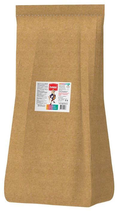Корм для собак Четвероногий Гурман Рисовая каша моментального приготовления 15 кг