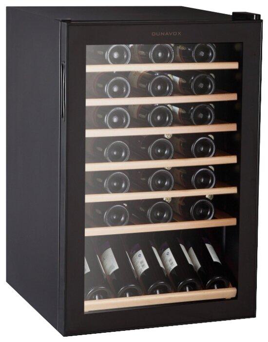 Встраиваемый винный шкаф Dunavox DX 48.130