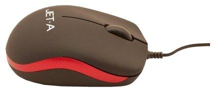 Мышь Jet.A OM-N1 Black USB