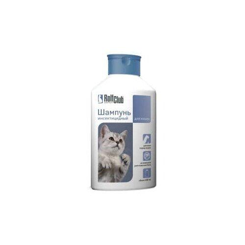 RolfСlub Шампунь инсектицидный для кошек
