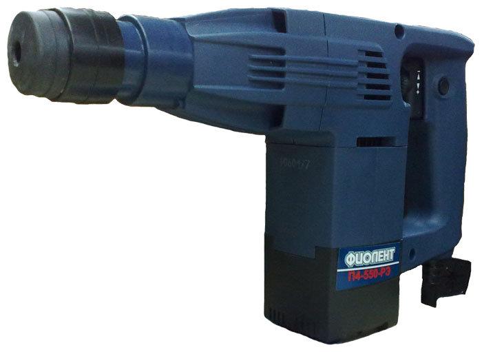 Перфоратор сетевой Фиолент П4-550РЭ (1.8 Дж)