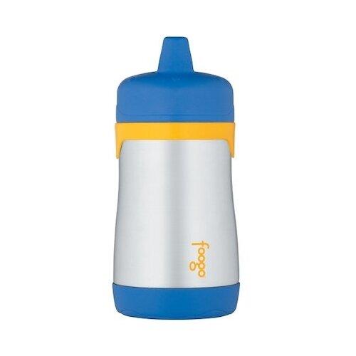 Термочашка Thermos BS534, 290 мл синий/желтый