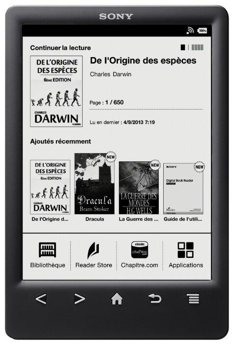 Электронная книга Sony PRS-T3