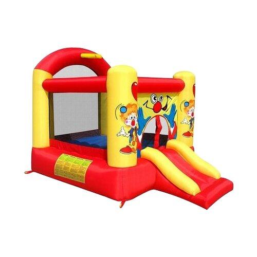 Надувной комплекс Happy Hop Забавный клоун 9304Y happy hop надувной батут клоун 9304y