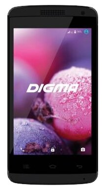 Сотовый телефон Digma Linx A401 3G White