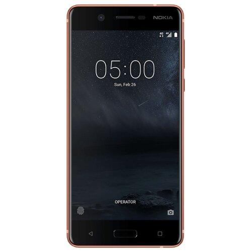 Смартфон Nokia 5 Dual sim TA-1053 медный
