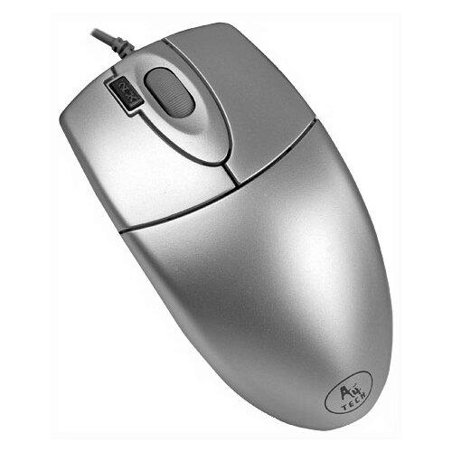Мышь A4Tech OP-620D Silver USB a4tech op 620d белый
