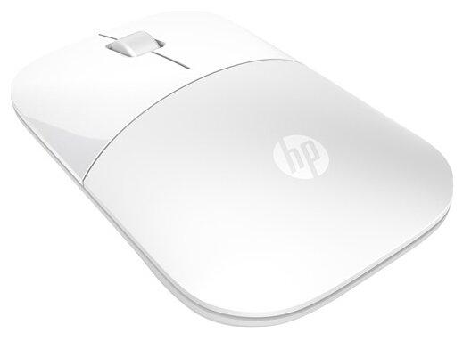 Мышь HP Z3700 Wireless Mouse Blizzard White USB