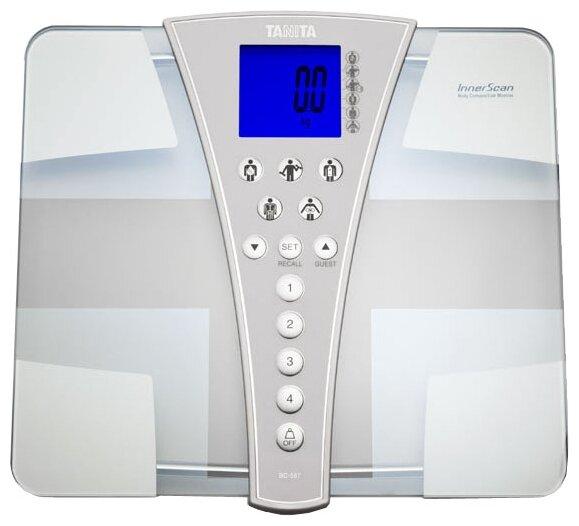 Весы TANITA BC-587 с жироанализатором