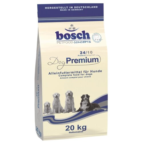 Сухой корм для собак Bosch Premium 20 кг