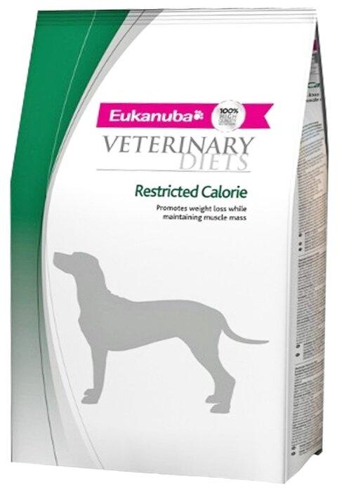 Корм для собак Eukanuba Veterinary Diets при избыточном весе