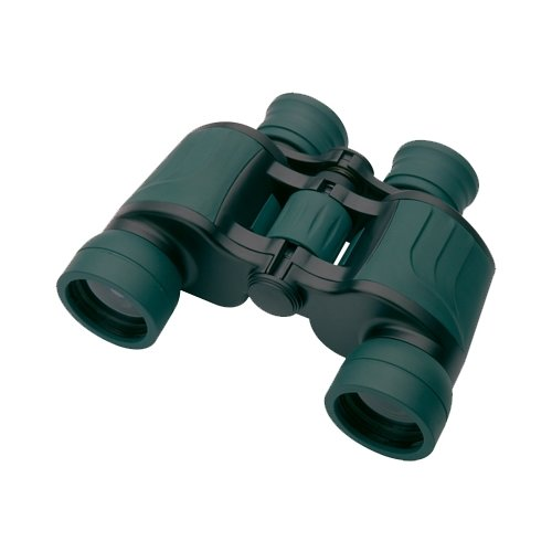 Бинокль GAMO 8x40 зеленый/черный  - купить со скидкой