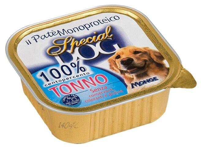 Корм для собак Special Dog Паштет из 100% Тунца