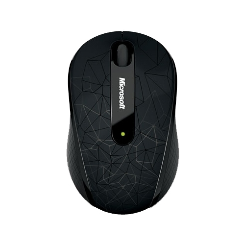 Мышь Microsoft Wireless Mobile Mouse 4000 Studio Series Cosmic Grey-Black USB
