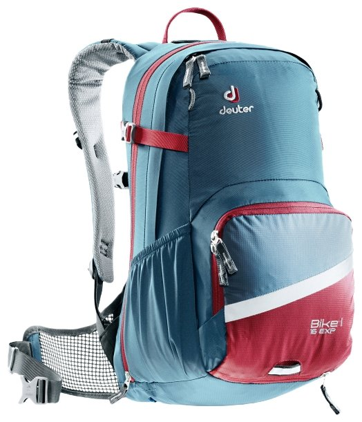 409548e83e3f Купить Рюкзак Deuter Bike I Air EXP 16 blue (arctic cranberry) br  в ...