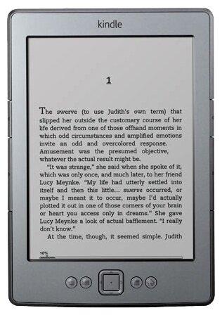 Сравнение с Amazon Kindle