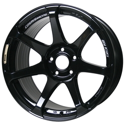 Колесный диск Cosmis Racing Wheels MR7 10x18/5x114.3 D73.1 ET25 Black