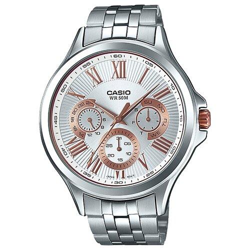 Фото - Наручные часы CASIO MTP-E308D-7A наручные часы casio mtp 1253d 7a