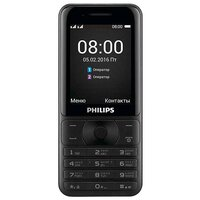 Телефон Philips E181 черный