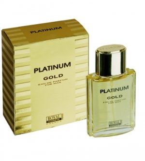 Royal Cosmetic Platinum Gold